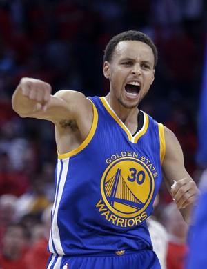 Stephen Curry Warriors x Pelicans NBA - AP (Foto: AP)
