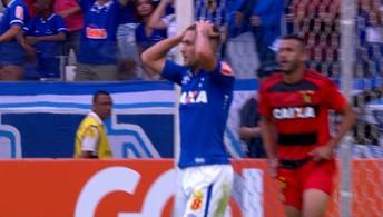 Cruzeiro continua com péssima campanha dentro de casa, e perde para o Sport