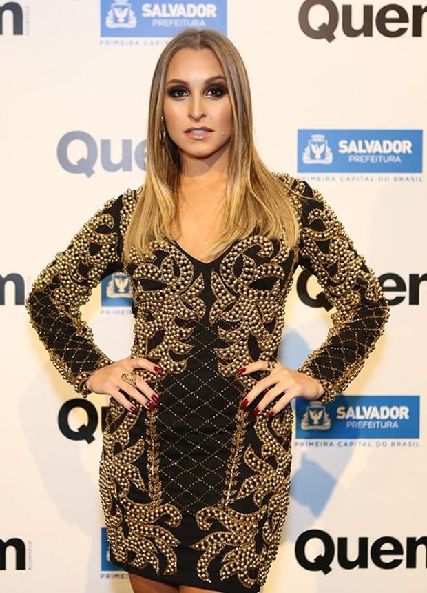 Carla Diaz (Foto: Iwi Onodera/Ed. Globo)