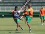 """""""Esse jogo é uma grande final"""", diz Maranhão, que vive grande fase"""