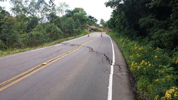 Quatro rodovias tiveram decreto de emergência enviado ao Daer (Foto: Daer/Divulgação)
