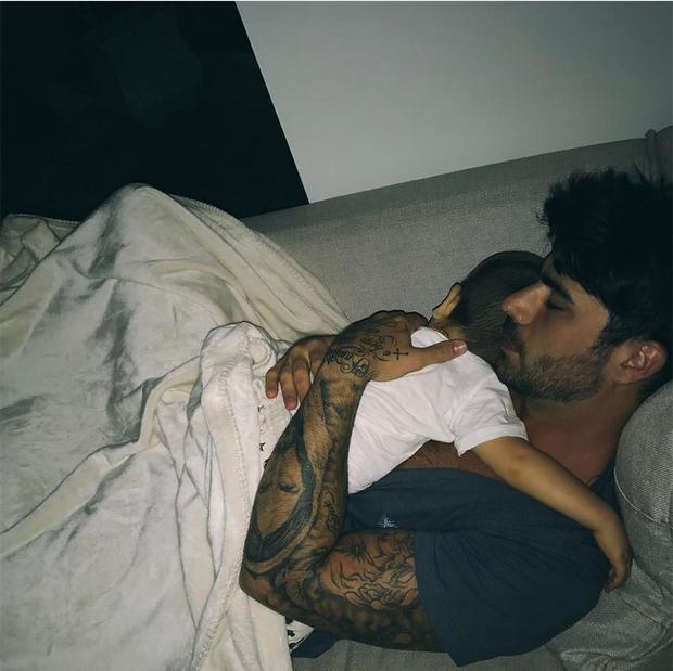 Rodrigão e Rodriguinho (Foto: Reprodução/Instagram)