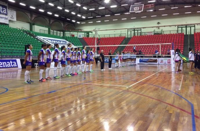 São Caetano x Valinhos vôlei feminino (Foto: Divulgação / Renata Valinhos)