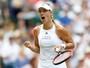 Com topo do ranking ameaçado, Kerber vence primeira em Wimbledon