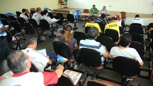 Brasileiro de Futsal sub-15, em Manaus (Foto: Luciano Bergamaschi/CBFS)