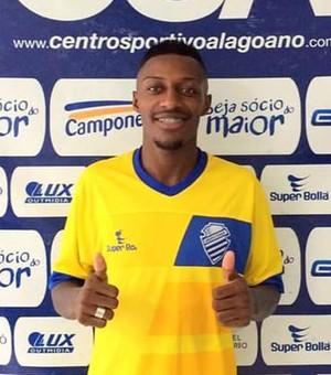 Rafael Silva csa (Foto: Assessoria/CSA)
