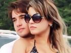 Olin Batista dá anel de compromisso para Babi Rossi: 'O namoro é sério'