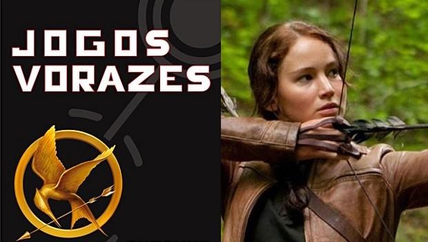 A protagonista da srie Jogos Vorazes foi intepretada por Jennifer Lawrence nos cinemas (Foto: Divulgao)