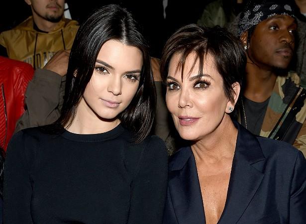Tudo bem que todas as filhas da empresária Kris Jenner gostam de se dizer modelos, incluindo a onipresente Kim Kardashian, mas é Kendall Jenner, de 19 anos, que mais sucesso tem feito pelas passarelas mundo afora. (Foto: Getty Images)