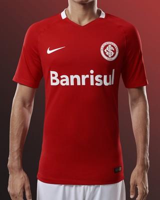 novos uniformes, camisa vermelha, inter, nike, 2016 (Foto: Divulgação)