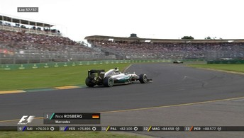 Melhores momentos do GP da Austrália (EFE)