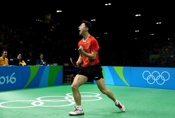 Ma Long (Foto: Lars Baron / Getty Images)