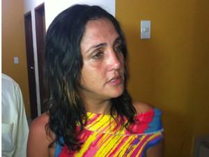 Josenilde Lopes (Foto: Jocaff Souza/G1)