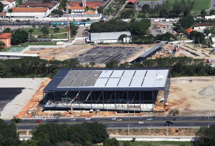Arena da Juventude (Foto: Ricardo Cassiano / Prefeitura do Rio)