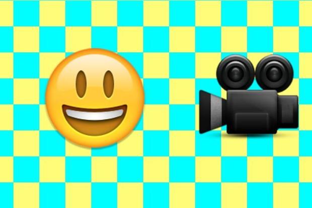 Emoji nos cinemas?  :) ou :(    (Foto: Reprodução)