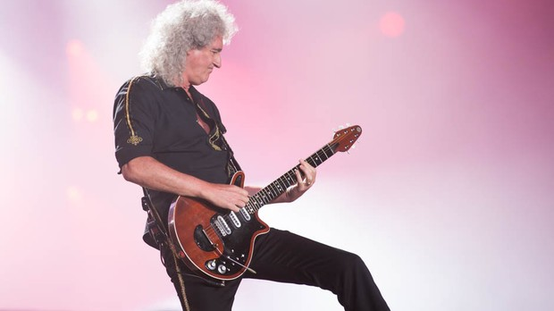 18-09 - MUNDO - Queen + Adam Lambert (Foto: Andr Bittencourt)