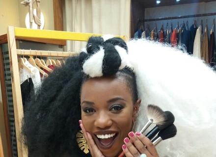 'É de Casa': Veja dicas de maquiagem para pele negra