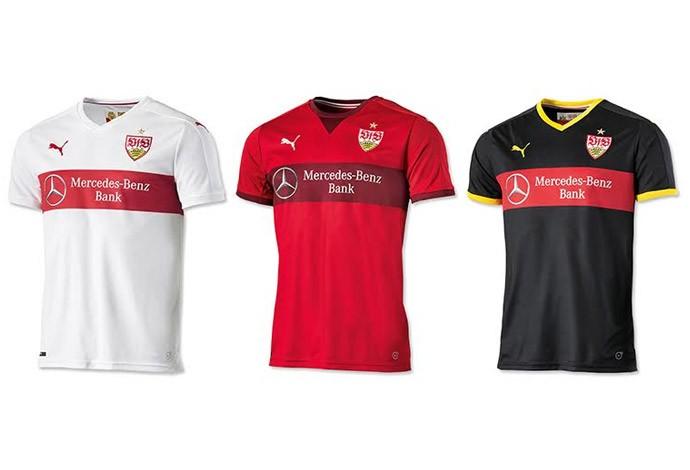 4aefa8353e Veja os uniformes de todas as equipes do Campeonato Alemão de 2015 ...