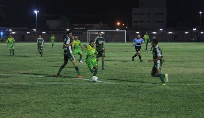 Racing x Fluminense de Barro Duro - Piauiense Sub-17 (Foto: Wenner Tito)