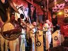 Quiosque da Globo no Rio faz 2 anos e festeja com show do Bola Preta