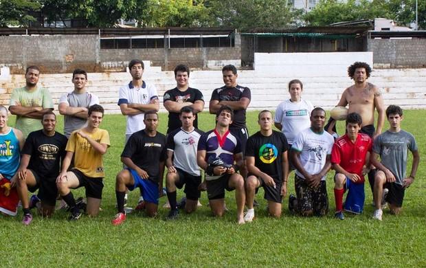 Time de Rugby de Uberaba, Taurus/UFTM (Foto: Ricardo André/Divulgação)