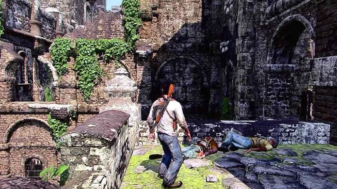 A série Uncharted foi uma das primeiras a mostrar que o PlayStation 3 era capaz de um pouco mais (Foto: Reprodução/Gamespot)