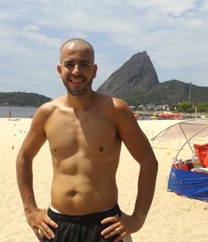 Minha História, Hélio da Silva Amaro Junior, Eu Atleta (Foto: Arquivo Pessoal)