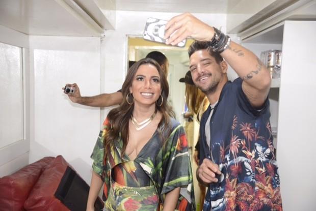Anitta e Felipe Pezzoni (Foto: Ego )