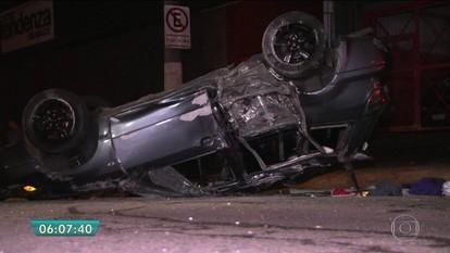 Dois adolescentes morrem em acidente de carro na Zona Leste de SP