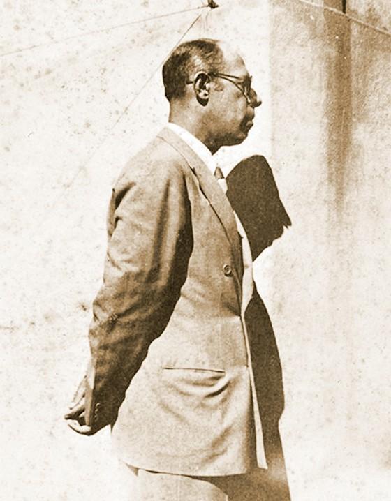 Mário de Andrade  (Foto: IEB/USP)