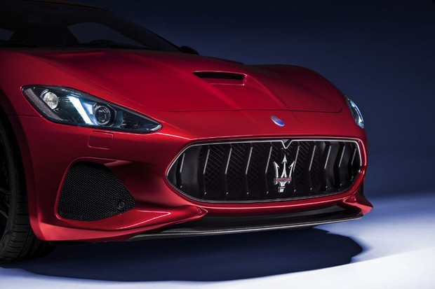 Maserati GranTurismo 2018 (Foto: Divulgação)