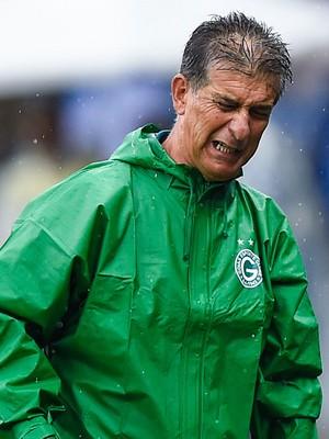 Ricardo Drubscky técnico Goiás (Foto: Pedro Vilela / Getty Images)