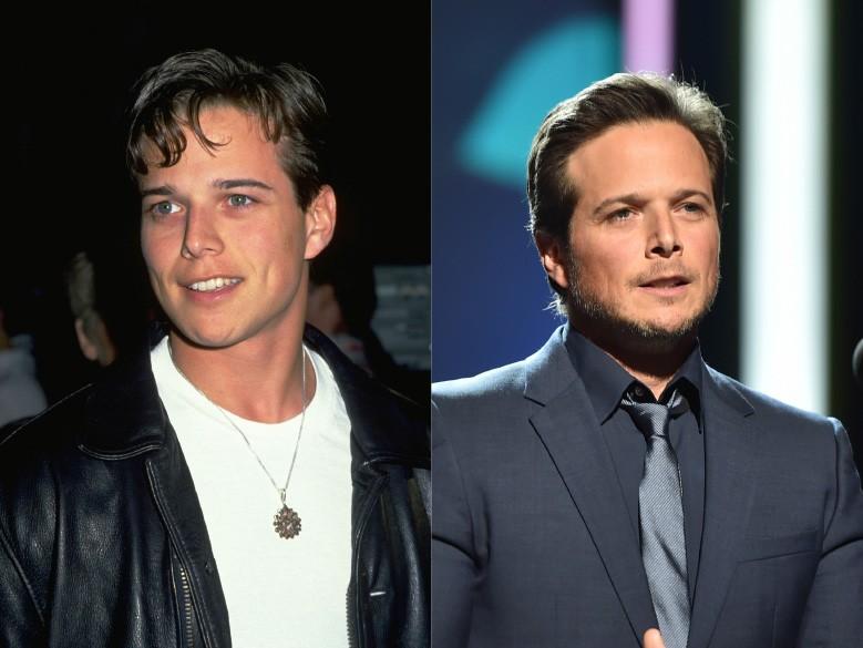 Em 1998, o ator tinha 30 anos. Na foto da direita, mais atual, ele chegou aos 46. (Foto: Getty Images)