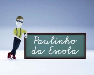 Paulinho da Escola está de volta no RJTV1 (Foto: Reprodução/ RJTV 1ª Edição)