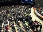 Após quase 12 horas, Câmara conclui 1º turno da PEC do teto de gastos