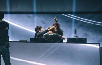 INTZ assombra o mundo do LoL ao derrotar a EDG na estreia do Mundial