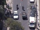BH - 12h45: Carro capota e deixa um ferido na Região Centro-Sul