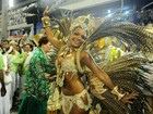 Quitéria Chagas volta ao carnaval do Rio como rainha da Império Serrano