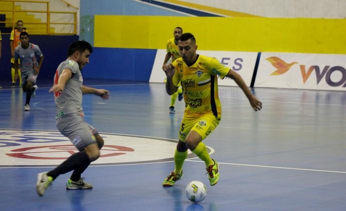 São José Futsal x Floripa Liga Nacional de Futsal (Foto: Divulgação/Quarttus Marketing)
