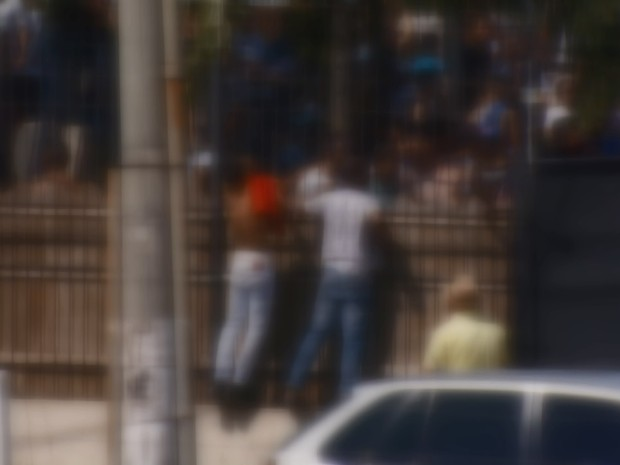 Rave termina com jovem ferido em Campinas (Foto: Reprodução/ EPTV)