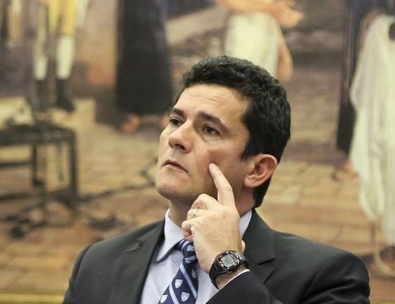 Sergio Moro (Foto: Marcelo Camargo / Agência Brasil)