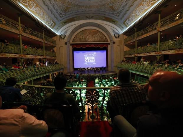 Inscrições para 25º Cine Ceará vão até 31 de março (Foto: Divulgação/Cine Ceará)