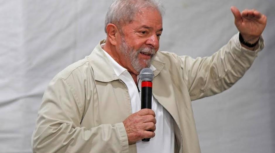 O ex-presidente Lula (Foto: Divulgação)