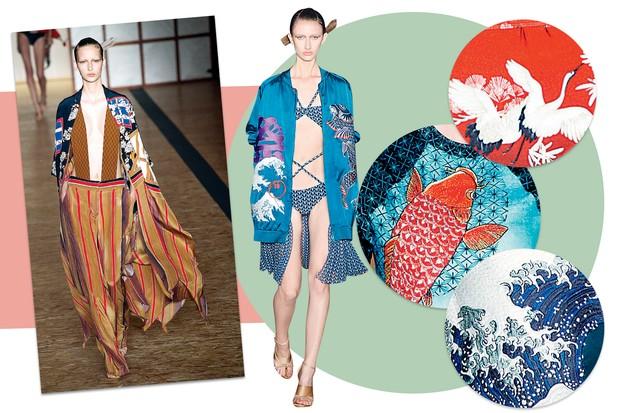 LENNY NIEMEYER Com seu beachwear couture a estilista sai cada vez mais da areia Foto Rafael ChaconAgncia Fotosite Imax Tree e Divulgao