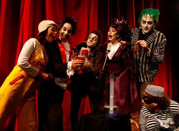 A Familya Monstro - Um espetáculo musicado (Foto: Divulgação)