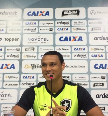 Emerson Botafogo (Foto: Divulgação/Botafogo)