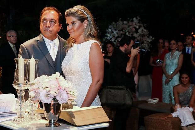 Claudiio Pessuti e Helena Caio (Foto: Manuela Scarpa/Photo Rio News)