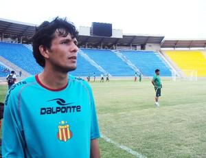 Eloir quer esntra para história do Sampaio com conquistas nacionais  (Foto: Afonso Diniz/Globoesporte.com)
