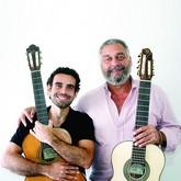 Paulão 7 Cordas e Ramon Araújo (Foto: Netinho Albuquerque/Divulgação)