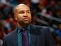 Derek Fisher é demitido pelos Knicks depois da quinta derrota consecutiva